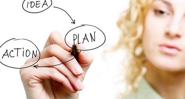 Cách xây dựng kế hoạch làm việc