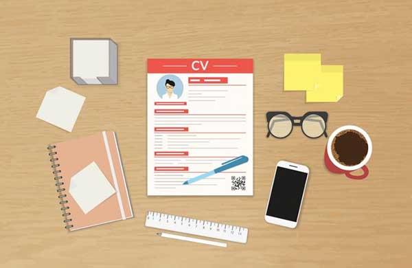 kinh nghiệm viết CV hiệu quả