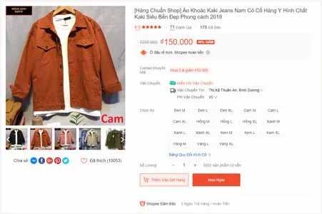 Thêm hình ảnh sản phẩm cho shop
