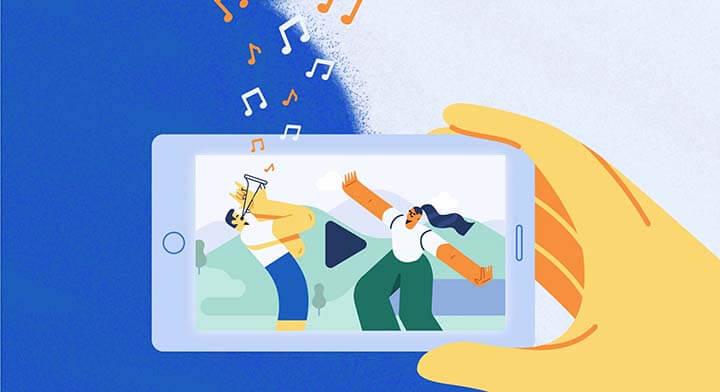 Cách lách bản quyền video facebook