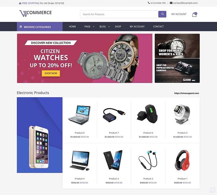 Làm website bán hàng