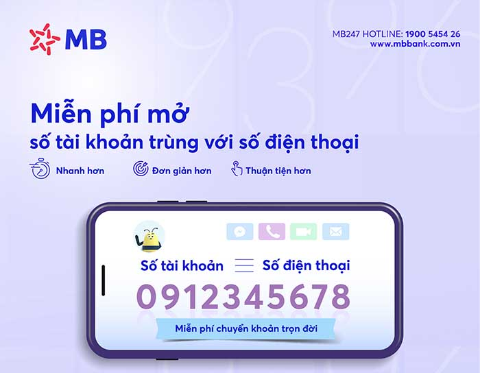 App kiếm tiền online với MB Bank